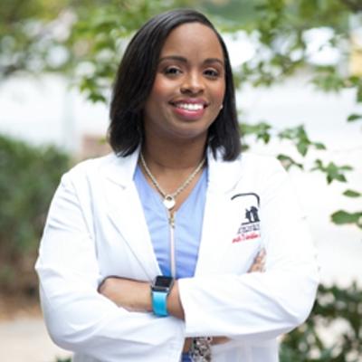 Dr. Kre Johnson